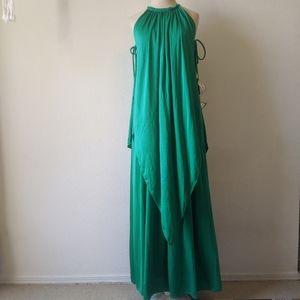 Vintage 70s deadstock maxi dress
